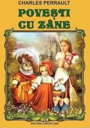 Povesti cu Zane ed.2013 - Charles Perrault Carti