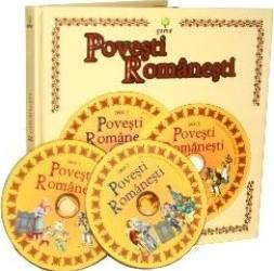 Povesti romanesti + 2 CD-uri