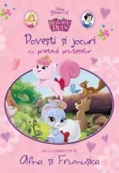 Palace pets - Povesti si jocuri cu prietenii printeselor - Sa le cunoastem pe Afina si Frumusica