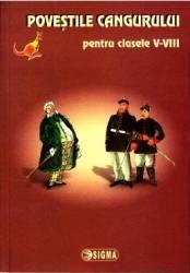 Povestile Cangurului pentru casele V-VIII 2009-2011