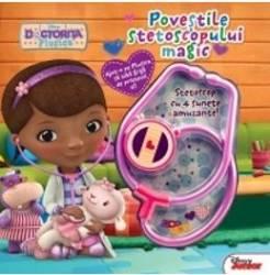 Povestile Stetoscopului Magic - Disney. Doctorita Plusica