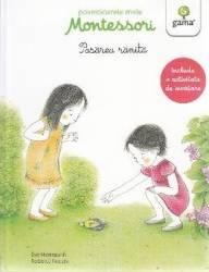 Povestioarele mele Montessori Pasarea ranita - Eve Herrmann Roberta Rocchi