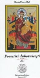 Povestiri duhovnicesti Vol.4 - Monah Pimen Vlad
