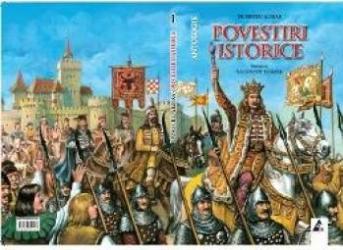 Povestiri Istorice - Dumitru Almas