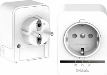 Kit Adaptor Powerline D-Link DHP-P509AV AV 500 HD Adaptor Retea