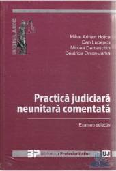 Practica judiciara neunitara comentata - Mihai Adrian Hotca Dan Lupsacu Mircea Damaschin
