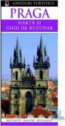 Praga - Harta si ghid de buzunar Carti