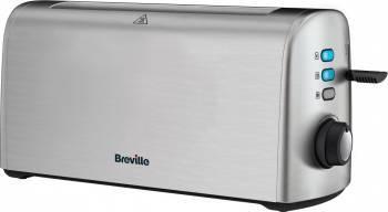 Prajitor de paine Breville VTT713X-01 Argintiu Prajitoare