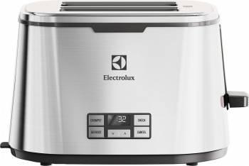 Prajitor de paine Electrolux EAT7800 980W 2 felii Afisaj LCD Negru/Inox Prajitoare