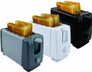 Prajitor de paine Hausberg hb-150 700W 2 felii Negru