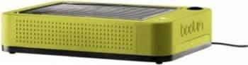 Prajitor de paine orizontal Bodum Bistro Lime Green, 650W, Verde Prajitoare