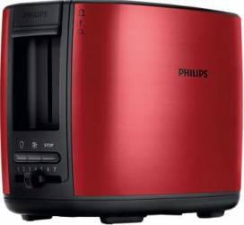 Prajitor de paine Philips HD2628 Rosu Prajitoare