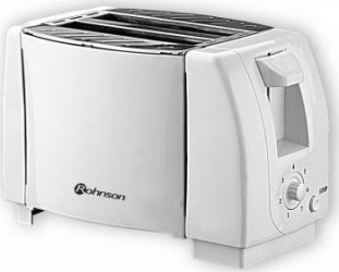 Prajitor de paine Rohnson R212 750W 7 nivele de putere Alb