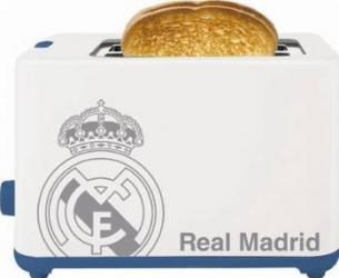 Prajitor de paine Taurus FC Real Madrid Alb