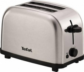 Prajitor de paine Tefal TT330D30 Ultra Mini 700W 6 niveluri Inox Prajitoare