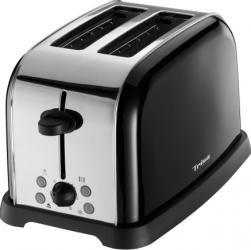 Prajitor de paine Trisa Retro Style Black