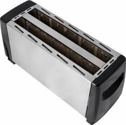 Prajitor de paine Victronic 1300 W Negru Prajitoare