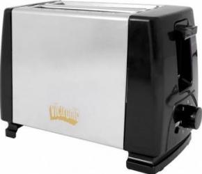 Prajitor de paine Victronic 700 W Gri Prajitoare