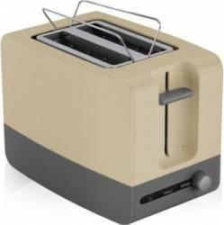 Prajitor de paine Victronic VC890 870 W 2 Felii Crem