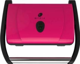 Prajitor panini Myria PRJHE-689 1600W Indicator luminos de functionare Termostat Mov Sandwich maker