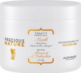 Masca de par Alfaparf Precious Nature Color Protection Mask 500ml Masca