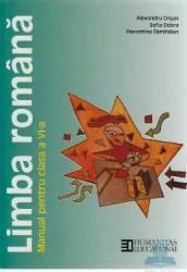 Manual romana Clasa 6 ed.2012 - Alexandru Crisan Sofia Dobra Florentina Samihaian