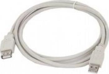 Prelungire CABLU Gembird USB 2.0 3 m Calitate Premium Cabluri Periferice