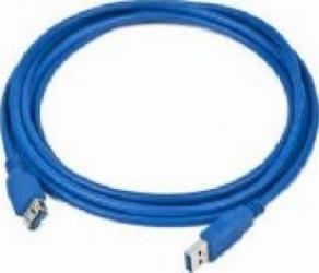 Prelungire CABLU Gembird USB 3.0 1.8m Cabluri Periferice