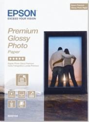 Premium Glossy Photo Paper 13 x 18 Epson 30 Sheets Hartie