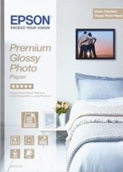 Premium Glossy Photo Paper A4 Epson 15 Sheets Hartie