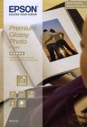 Premium Glossy Photo Paper 10 x 15 Epson 40 Sheets Hartie