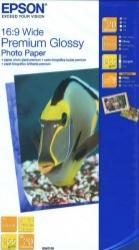Premium Glossy Photo Paper Epson Breitformat 20 Blatt