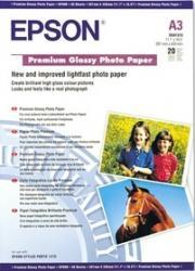 Premium Glossy Photo Paper Epson DIN A3 20 Blatt Hartie
