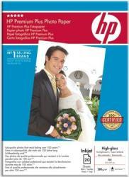 Premium Plus High-gloss Photo Paper HP 20 sheets 210 x 297 mm A4 Hartie