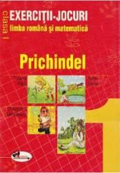 Prichindel - Exercitii-jocuri limba romana si matematica cls 1 - Tudora Pitila Aurel Maior Cleopatra Mihailescu