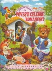 Prima mea carte cu povesti celebre romanesti
