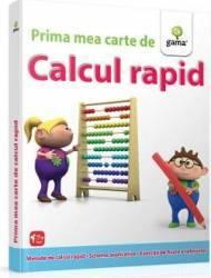Prima mea carte de calcul rapid 7 ani+