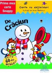 Prima mea carte Snappy - De Craciun Carti