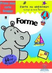 Prima mea carte Snappy - Forme Carti