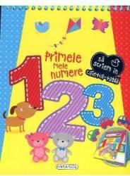 Primele mele numere - Caiet tabla