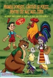 Primele povesti cantece si poezii pentru cei mai mici copii