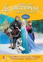 Primul meu dictionar englez-roman - Regatul de gheata Carti