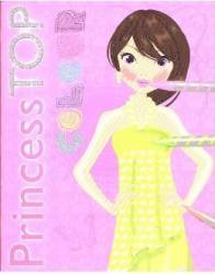 Princess Top - Colour roz