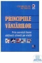 Principiile Vanzarilor + Cd-Rom - Charles M. Futrell
