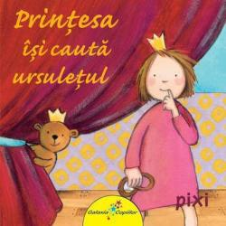 Printesa isi cauta ursuletul - Ruth Gellersen