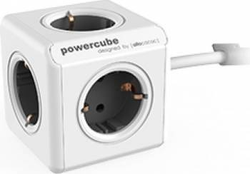 Priza Allocacoc Power Cube Extended Grey Prize