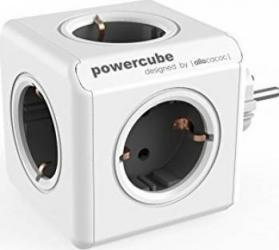 Priza Allocacoc Power Cube Original Grey Prize