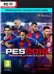 Pro Evolution Soccer 2018 Premium Edition - PC Jocuri