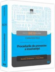 Procedurile De Prevenire A Insolventei - Csaba Bela Nasz