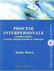 Procese interpersonale - Stefan Boncu